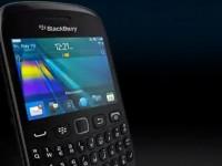 Демо видео BlackBerry Curve 9320