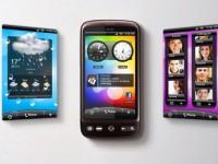 Демо видео HTC Desire
