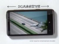 Демо видео HTC HD7