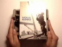 Видео обзор Nokia 6260
