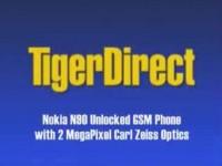 Видео обзор Nokia N90 от TigerDirectBlog