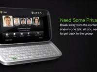 Демо видео HTC Touch Pro2