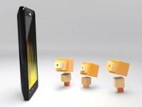 Демо видео HTC Velocity 4G