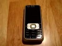 Видео обзор Nokia 6120 Classic