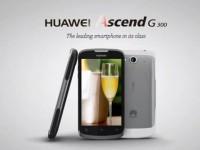 Демо видео Huawei Ascend G300