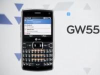 Демо видео LG GW550