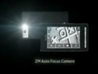 Демо видео LG KE850 Prada