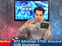 Видео обзор HTC Advantage X7501 от TigerDirectBlog