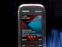 Демо видео Nokia 5130 XpressMusic