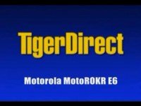 Видео обзор Motorola Rokr E6 от TigerDirectBlog