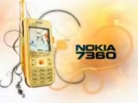 Демо видео Nokia 7360