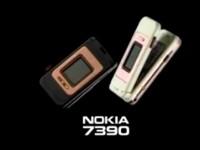 Рекламный ролик Nokia 7390