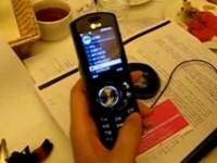 Видео обзор LG KE600