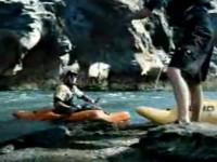 Рекламный ролик Samsung B2100
