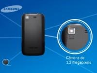 Демо видео Samsung Ch@t 322