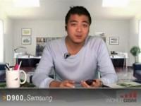 Видео обзор SAMSUNG D900