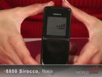 Видео обзор Nokia 8800 SIROCCO