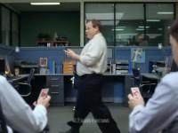 Рекламный ролик Samsung Galaxy Skyrocket