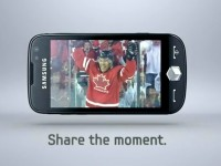 Рекламный ролик Samsung I8000 Omnia II 8Gb