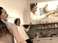 Рекламный ролик Samsung I8520 Beam