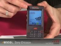 Видео обзор Sony Ericssson W950i