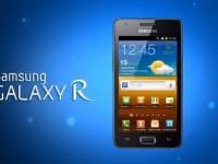 Демо видео Samsung I9103 Galaxy R