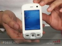 Видео обзор HTC P3600