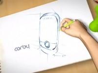 Демо видео Samsung S3650 Corby