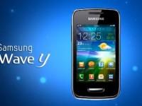 Демо видео Samsung S5380 Wave Y