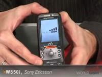 Видео обзор SONY ERICSSON W850i