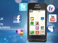 Демо видео Samsung S7230E Wave 723