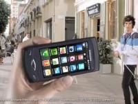 Рекламный ролик Samsung S8500 Wave 8Gb