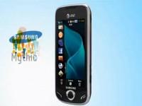 Демо видео Samsung SGH-A897 Mythic