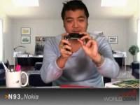 Видео обзор NOKIA N93