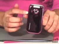 Видео обзор Sony Ericsson Z610i