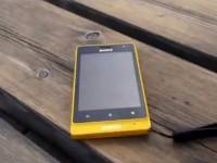 Демо видео Sony Xperia go