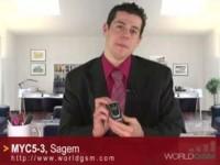 Видео обзор SAGEM MyC5-3