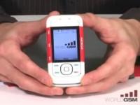 Видео обзор NOKIA 5300