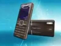 Демо видео Sony Ericsson K770i