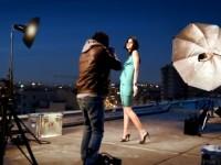 Рекламный ролик Sony Ericsson Vivaz