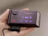 Рекламный ролик Sony Ericsson W380i