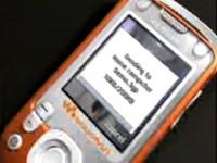 Рекламный ролик Sony Ericsson W550i