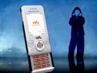 Демо видео Sony Ericsson W580i