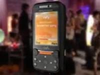 Рекламный ролик Sony Ericsson W850i