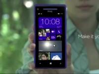 Рекламный ролик Windows Phone 8X