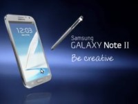 Промо-ролик Samsung Galaxy Note II
