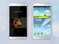 Samsung Galaxy Note II Дизайн, Производительность, Дисплей
