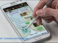 Samsung Galaxy Note II Expression tools 1