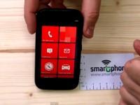Наш видео-обзор Nokia Lumia 510