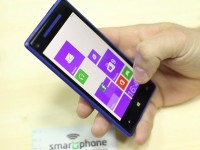 HTC Windows Phone 8X - видео обзор